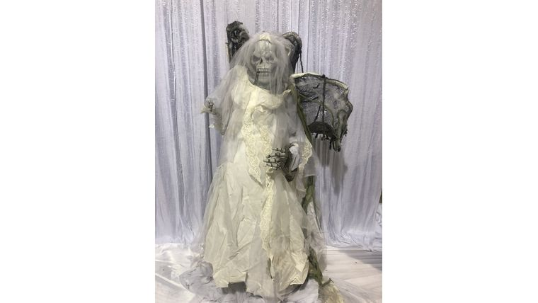 Picture of a Dead Angel Bride