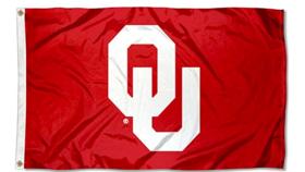 Image of a Flag-OU Crimson