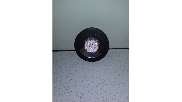 Picture of a Lazer Light Coaster