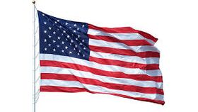 Image of a Flag-American-Fabric