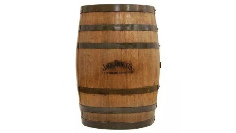 Picture of a Barrel-Whiskey-Jack Daniels