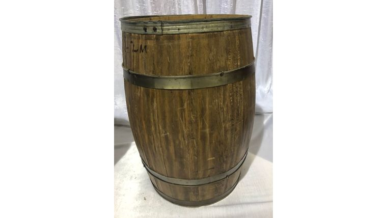 Picture of a Barrel-Whiskey-Wooden-Medium