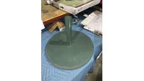 Image of a Umbrella Base-Green