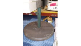 Image of a Umbrella Base-Brown