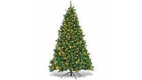 Image of a Christmas Tree-Green