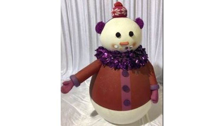 Picture of a Snowman