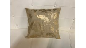 Image of a Pillow Covers-Gold Baroque