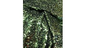 Image of a Pillow Band-Green Sequin