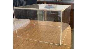 Image of a Clear Acrylic Box