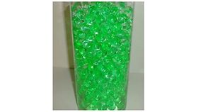 Image of a Vase Filler-Water Pearls-Green