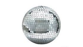 Image of a Mirror Balls-8""
