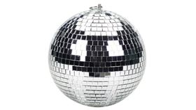 Image of a Mirror Balls-24""