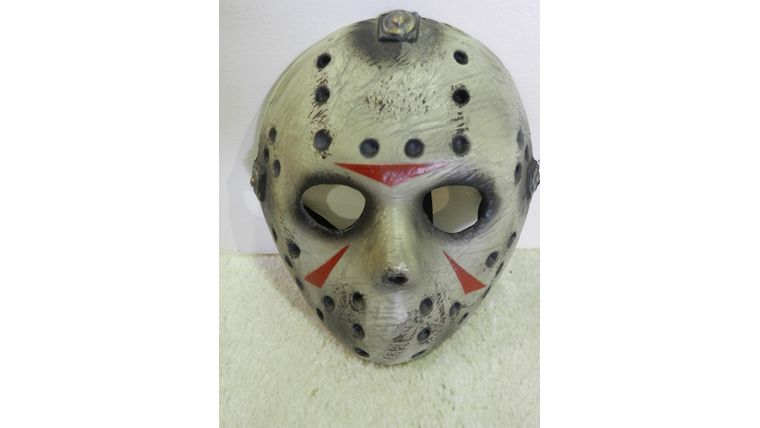 Picture of a Mask-Friday The 13th Jason
