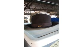Image of a Hat-Brown Indiana Jones