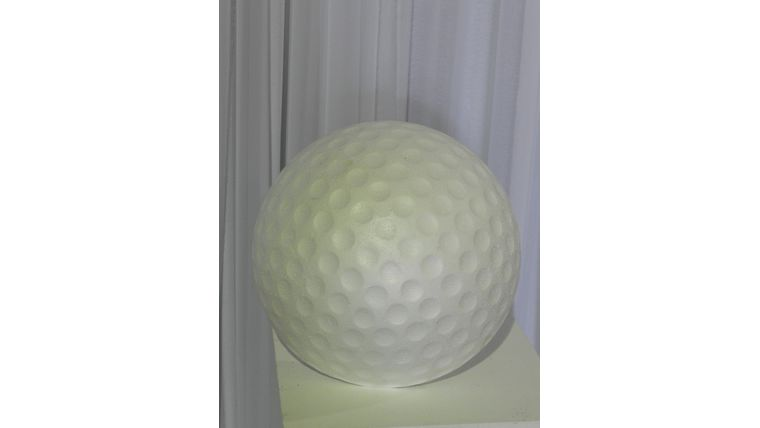 Picture of a Golf Ball-Foam-Large