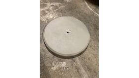 Image of a Umbrella Base-Gray