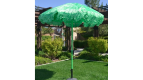 Image of a Umbrella-Thatching-Green
