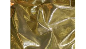 Image of a Table Runner-Gold Lame