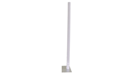 Image of a Spandex Upright Cover-White
