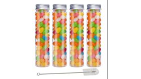 Image of a Test Tubes-Plastic