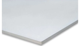 Image of a Millwork Wall-Base-Flat-White