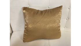 Image of a Pillow Covers-Gold Krush