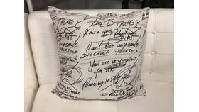 Image of a Pillow Covers-Brainstorm Script