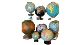 Image of a CLAYTON GLOBES