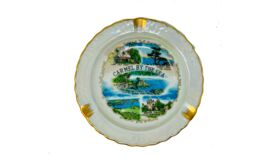 Image of a CARMEL BY THE SEA VINTAGE ASH TRAY