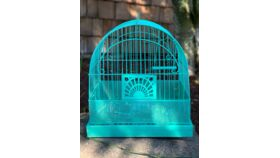 Image of a CALI CROWN BIRDCAGE