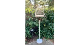Image of a BELLA BIRDCAGE WITH STAND
