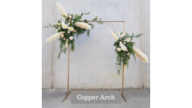 Image of a COOPER COPPER BACKDROP STAND