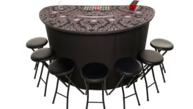 Image of a Elite Deluxe Blackjack Table