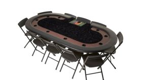 Image of a Elite Cosmo Poker - Texas Hold 'Em Table