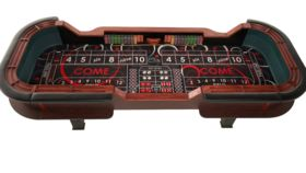 Image of a Elite Cosmo Craps Table