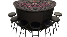 Image of a Elite Deluxe Let It Ride Table