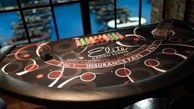 Image of a Elite Cosmo Blackjack Table