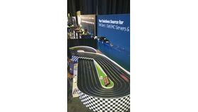 5 Lane Slot Car Track- 1/32 scale cars image