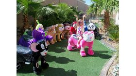 Image of a Animal Riders Great for the Adults or Kids to Ride