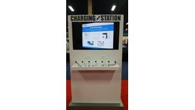 Charging Station - Deluxe Dual Screen image