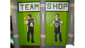 Image of a Jock Shop Portable T-Shirt / Jersey