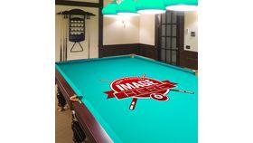 Image of a Custom Pool Table Felt