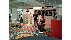 Everblock Trade-show booth image