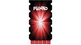 Giant Plinko game with Branding and LED Lights, 4x6 image