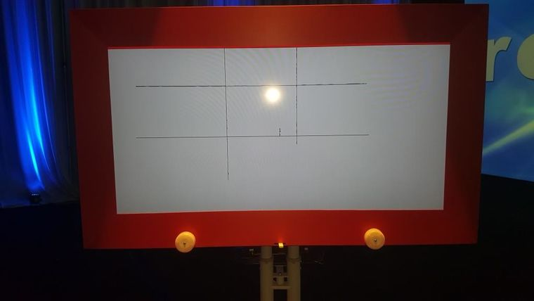 Picture of a Giant Digi-E-Sketch - Purchase