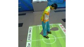 Interactive Floor, Wall Projection or Touchscreen System image
