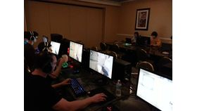 Image of a LAN Party  Counter Strike GO