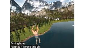 Image of a VR Zip line The Great Outdoors