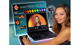 Image of a Aura Photo Station
