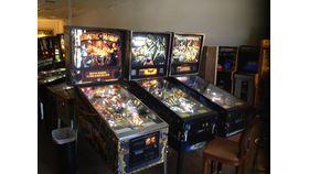 Image of a Pinball Machines